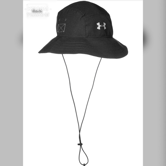 33796501b9f26 New Under Armour Men s ArmourVent Bucket Hat